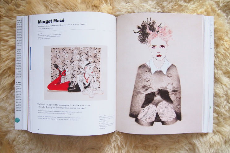 Illustration Now! Fashion - Margot Macé