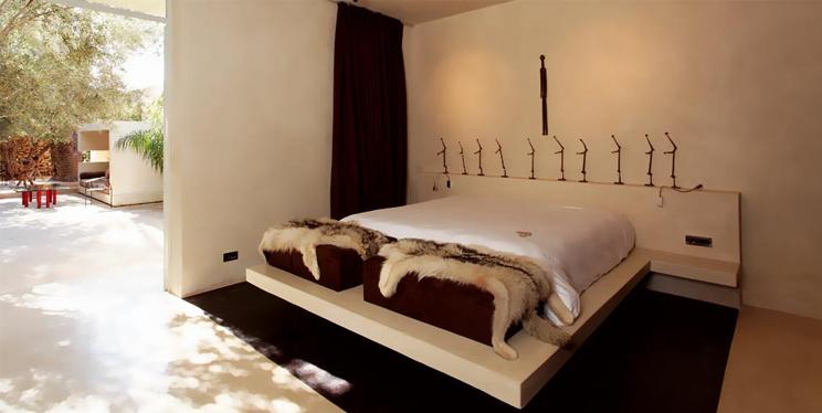 Designhotel Dar Sabra mit Doppelzimmer, Suite und Villa in Marraksche, Luxusurlaub mit Wellness und Spa, Buchen, Empfehlung, Reisetipp