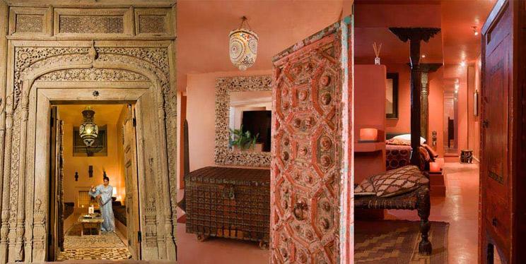 Wohnen und Inspiration mit Möbeln aus Marokko und Marrakesch, Wohnaccessoires und Dekoration im Ethno Look, online bestellen