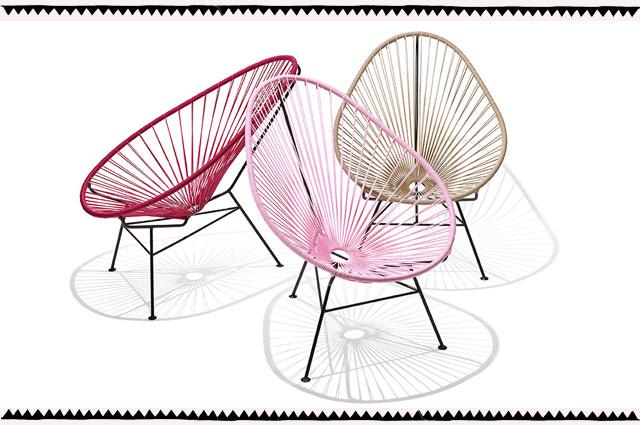 Acapulco Chairs von VIVA MEXICO CHAIR aus Hamburg online bestellen, Mexiko Chair, Designklassiker, Stuhl, 50er Jahre