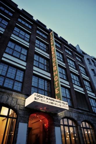 Michelberger Hotel in Berlin Friedrichshain Warschauer Strasse