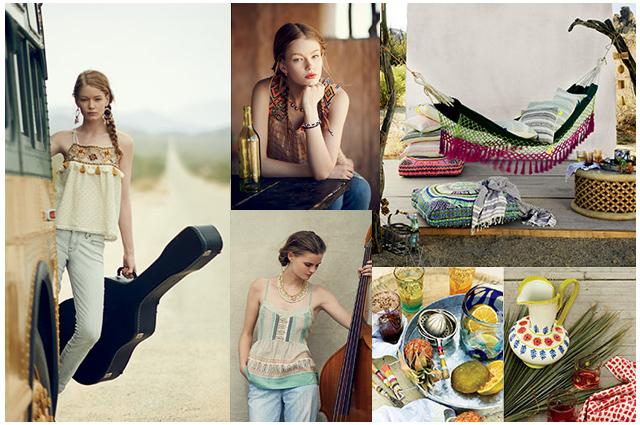 Onlineshop Anthropologie - Mode, Accessoires, Schuck und Wohnaccessoires online bestellen