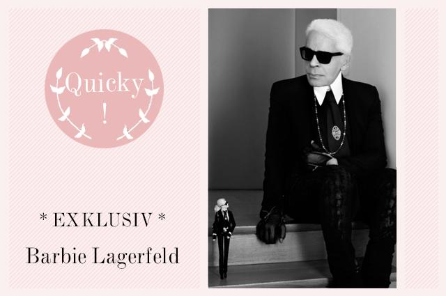 Karl Lagerfeld Barbie exklusive bei Net-a-Porter online bestellen, Onlineshop, Preis, limitiert