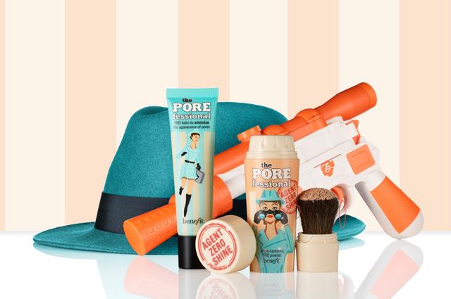 Kosmetik, Make-up und Hautpflege von benefit cosmetics - POREfessional zero Shine - Kein Glanz, Matter Teint, verkleinert Poren