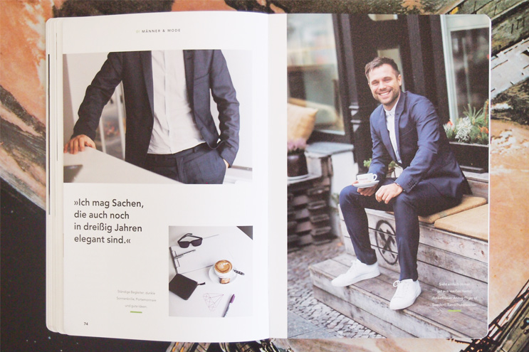 Buch GUTER TYP, Styling und Modestil von Ole Tillmann