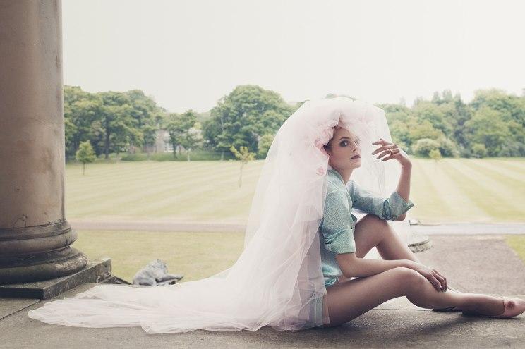 Olivia von Halle Kollektion Frühling/Sommer 2014 - The Gosford Collection, Spring Summer, Seidenpyjama