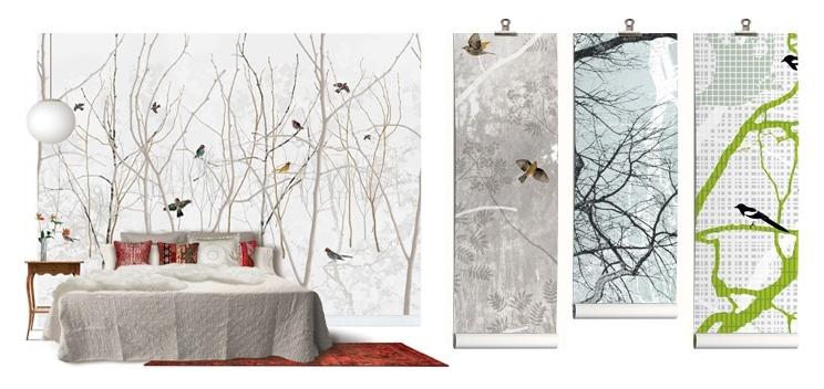 neue wohnwelten mit tapeten von photowall r ume zum leben erwecken the. Black Bedroom Furniture Sets. Home Design Ideas
