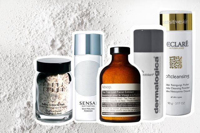 Neuer Beauty Trend - Reinigungspuder fürs Gesicht, Gesichtspflege, online bestellen