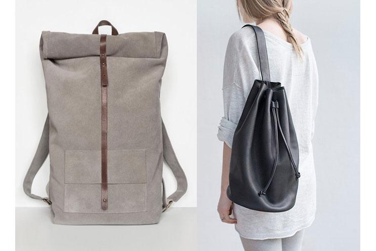 Edle ledertaschen in handarbeit von Mum&Co