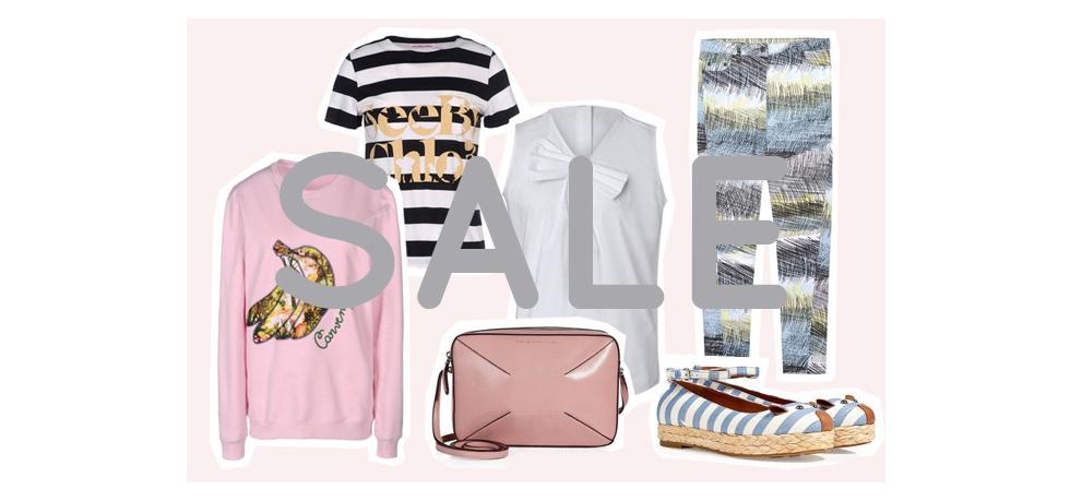 Günstige Designer Mode online im Sale bestellen, Marc Jacobs, Chloé, Prada, Marni oder Isabel Marant im Schlussverkauf