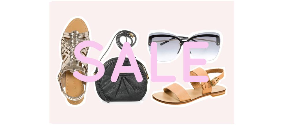 Sale - Sommerschlussverkauf für Designermode und Schnäppchen - Schuhe, Sandalen, Taschen, Sonnenbrillen und Accessoires, online bestellen