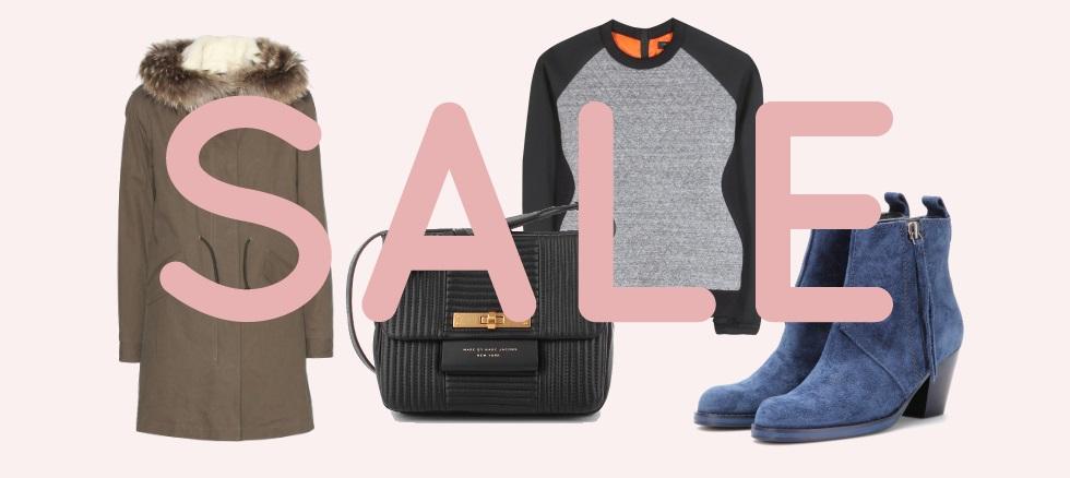 Sale- Winteschlussverkauf, Designer Schnäppchen und günstige Wintermode Trends und Kollektionen in den Onlineshops