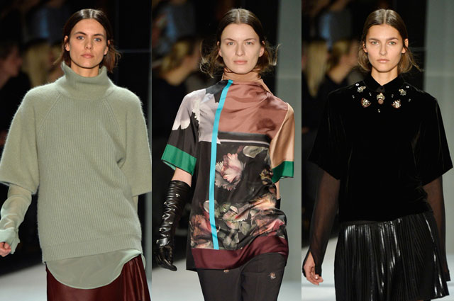 Schumacher Kollektion Berlin Fashion Week Herbst Winter 2014