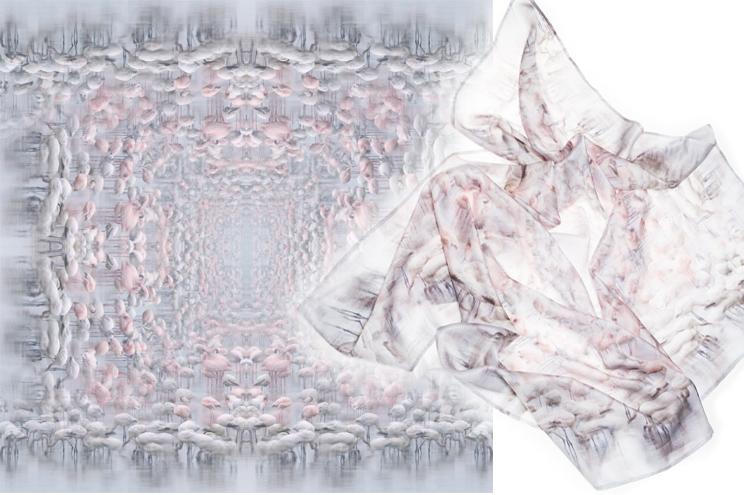 Seidentücher und Schals von Holzweiler mit Flamingos und Fotos aus dem Buch Tierreich von Ingo Arndt, Fotograf, online bestellen, Fotoprints