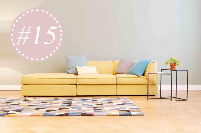 Sofa Heim von Sitzfeldt, Designer Sebastian Herkner, Möbel günstig online bestellen und selbst konfigurieren
