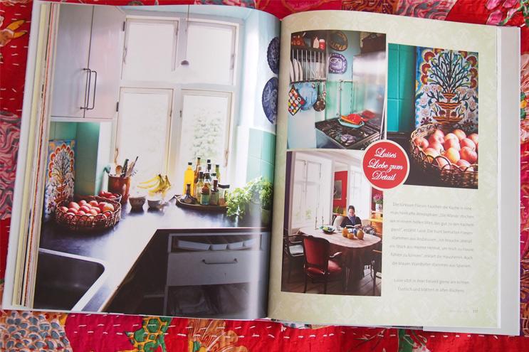 Buch - Style Interiors von Marion Hellweg - Wohnen und Einrichten mit Farbe, wie zum Beispiel dunklen Wänden, tipps, wandfarbe
