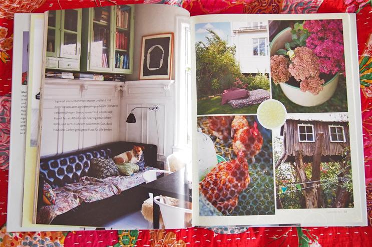 Buch - Style Interiors von Marion Hellweg - Wohnen und Einrichten mit Farbe