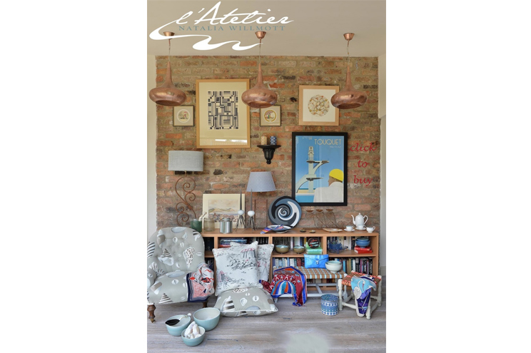 Wohnaccessoires und Interior von Natalia Willmott im Onlineshop von Supermarket Sarah bestellen