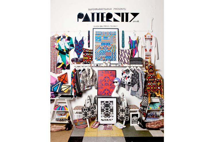 Poster, Mode, Drucke von Patternity aus dem Supermarket Sarah online bestellen, Onlineshop