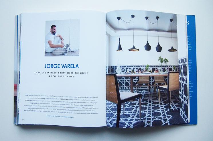 Interiors Now 3, Taschen, Wohnung von Innenarchitekt Jorge Varela, Einrichtung, Interior, Wohnen, Inspiration