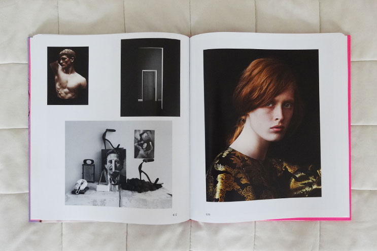 Fotografin Julia Hetta in dem Bildband The Art of Fashion Photography