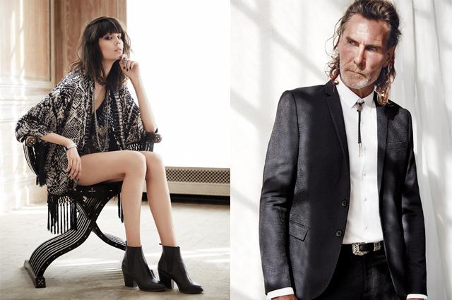The Kooples Kollektion Frühling/Sommer 2015 - Mode für Männer und Frauen online bestellen