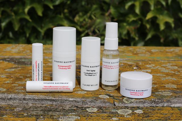 Travel Kit Body and Face von Susanne Kaufmann, Bio Kosmetik, organic, gewinnen, gewinnspiel