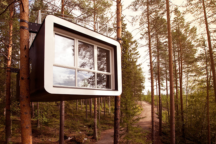 The Cabin - Treehotel in Luleå