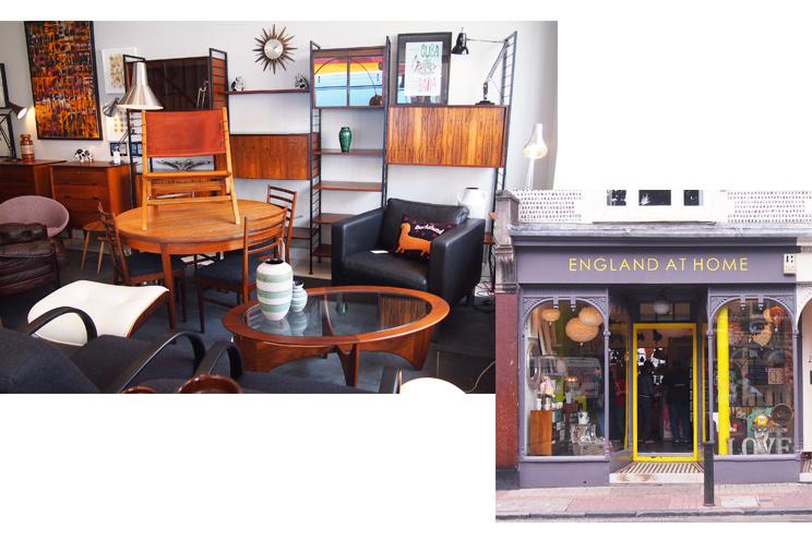 Vintage, Retromöbel und Antiquitäten in Kemp Town Brighton, Shopping, Einkaufen, günstig, Designklassiker,Shops, Tipps