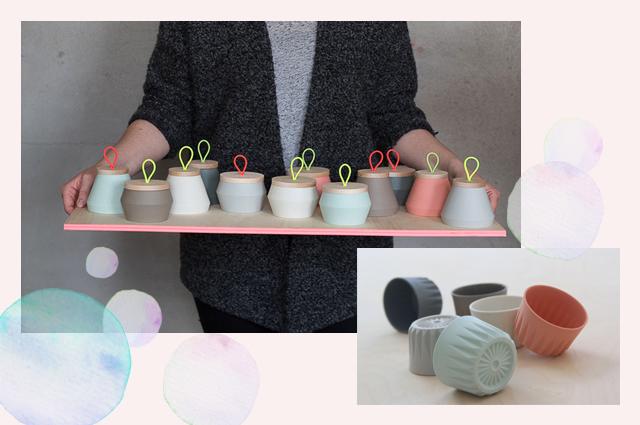 Porzellan und Keramik in skandinavischem Design von Sabrina Kuhn und ihrem Label KULØR, Geschirr, online bestellen, wohnaccessoiores