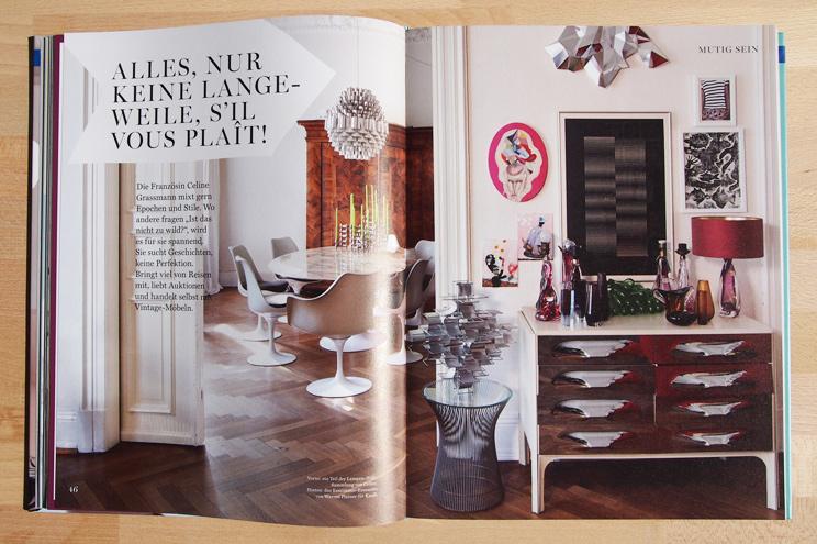 wie eine wohnung ein zuhause wird das neue. Black Bedroom Furniture Sets. Home Design Ideas