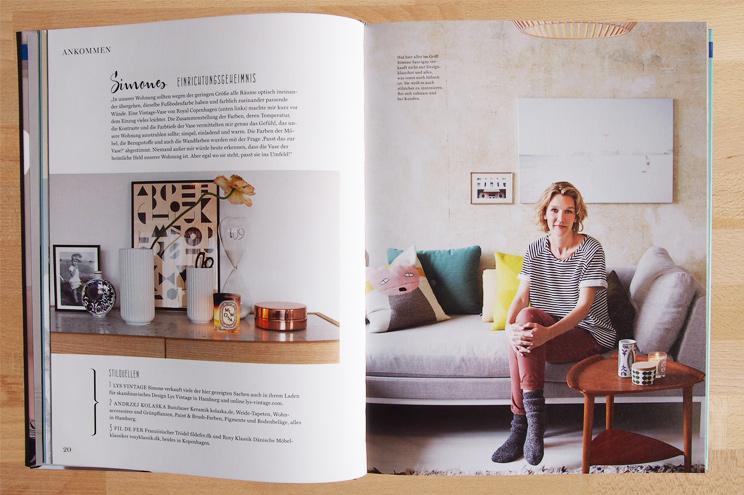 Buch Wie eine Wohnung ein Zuhause wird, Möbel und Design aus Skandinavien