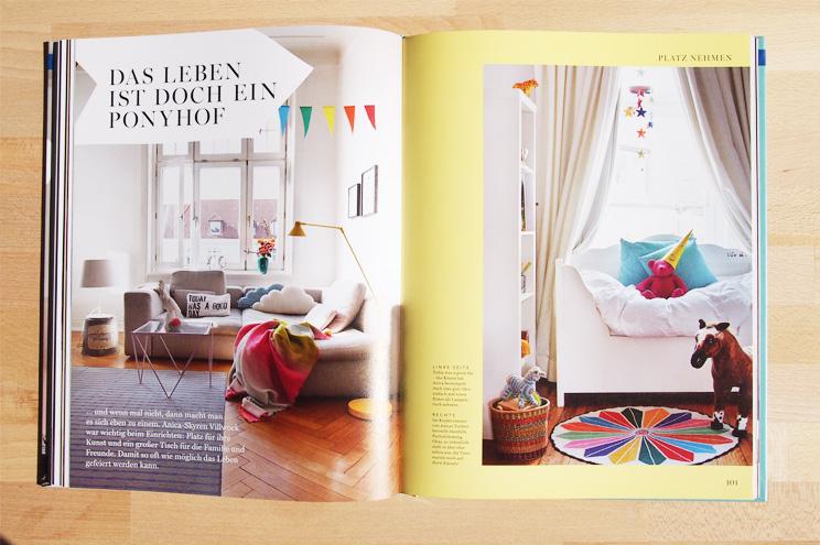Einrichtung von Kinderzimmer, Wie eine Wohnung ein Zuhause wird, Buch, Wohnung, Stefanie Luxat