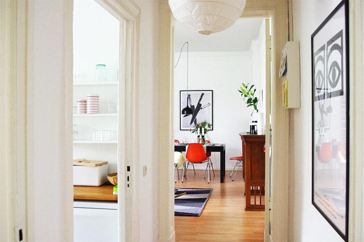 Wohnung und inspiration hausbesuch bei indre von mi ma the - Inspiration einrichtung ...