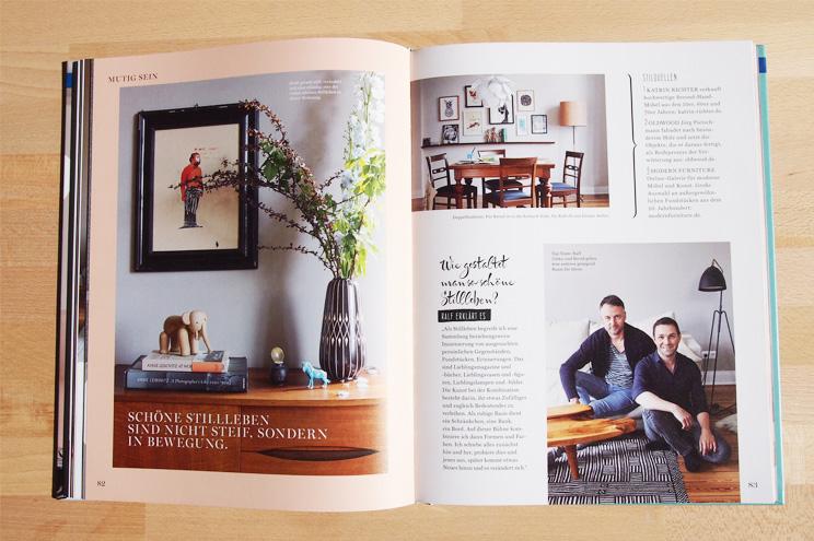 Wie eine Wohnung ein Zuhause wird, Einrichtungsbuch, Inspiration, Wohnung, Interior, Stefanie Luxat